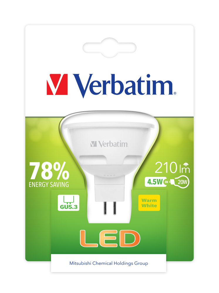 Verbatim 52618 LED lamp
