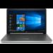 "HP 17-by0004ns Negro, Plata Portátil 43,9 cm (17.3"") 1600 x 900 Pixeles 7ª generación de procesadores Intel® Core™ i3 i3-7020U 8 GB DDR4-SDRAM 1000 GB Unidad de disco duro"