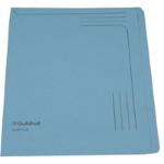 Guildhall L SLIPFILE 12.5X9IN BLUE 14601