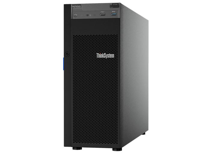 Lenovo ThinkSystem ST250 servidor Intel Xeon E 3,4 GHz 16 GB DDR4-SDRAM Torre (4U) 550 W