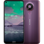 "Nokia 3.4 16.2 cm (6.39"") Dual SIM Android 10.0 4G USB Type-C 3 GB 32 GB 4000 mAh Purple"