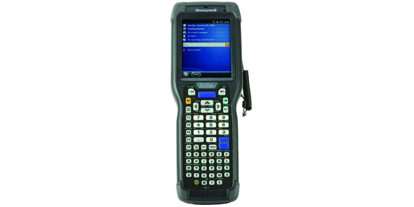 Honeywell CK75 handheld mobile computer 8.89 cm (3.5