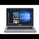 """ASUS VivoBook S410UA-BV134T 1.6GHz i5-8250U 14"""" 1366 x 768pixels Grey Notebook"""