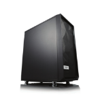 Fractal Design Meshify C Midi Tower Black