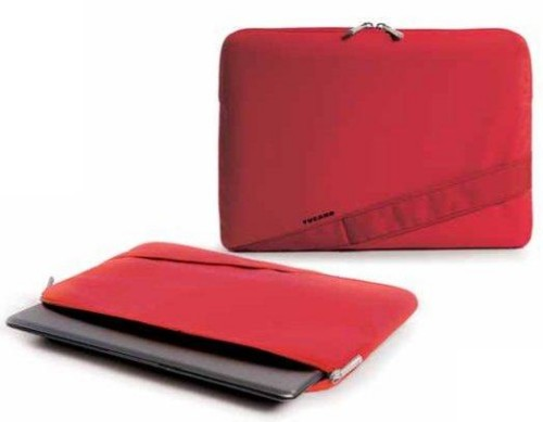 "Tucano Bisi 13.3"" Sleeve case Red"