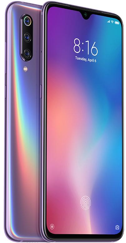 "Xiaomi Mi 9 16,2 cm (6.39"") 128 GB Dual SIM Violet 3300 mAh"