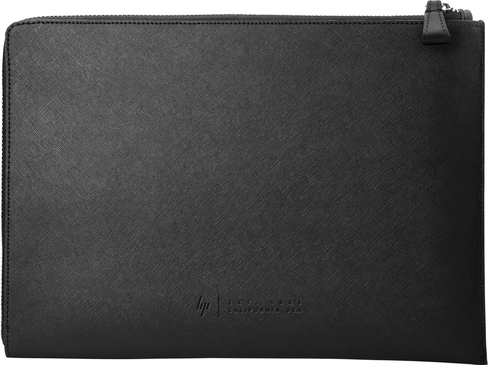 "HP Elite 12.5 Black Leather Sleeve maletines para portátil 31,8 cm (12.5"") Funda Negro"