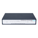 Hewlett Packard Enterprise OfficeConnect 1420 8G Unmanaged L2 Gigabit Ethernet (10/100/1000) 1U Grey