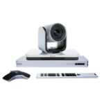 Polycom RealPresence Group 500 teleconferencing equipment