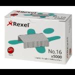 Rexel No. 16 (24/6) Staples (5000)