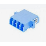 AMP 1695790-4 LC Blue fiber optic adapter