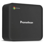 Promethean Chromebox Intel® Celeron® 3867U 4 GB DDR4-SDRAM 128 GB SSD mini PC Black Chrome OS