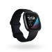 Fitbit Sense 40 mm AMOLED Grafito GPS (satélite)
