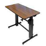 Ergotron WorkFit-D, Sit-Stand Desk