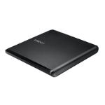 Lite-On LiteOn ES1-01 Black Ultra Slim USB 2.0 External Optical Drive
