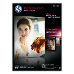 HP Premium Plus Semi-gloss Photo Paper Fotopapier Halb-Glanz A3
