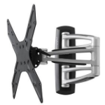 Atdec TH-2050-VFM flat panel wall mount Black