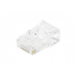 Hypertec 920816-HY wire connector RJ-45 Transparent