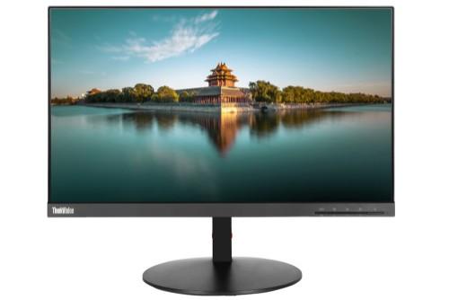 """Lenovo ThinkVision T22i LED display 54.6 cm (21.5"""") 1920 x 1080 pixels Full HD Flat Black"""