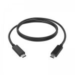 Kit ESDC-MA-1MBK USB cable 1 m USB 2.0 Micro-USB A USB A Black