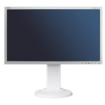 "NEC MultiSync EA275WMi 27"" Ultra-Wide Quad HD LCD White computer monitor"