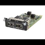 Hewlett Packard Enterprise Aruba 3810M 2QSFP+ 40GbE Module network switch module