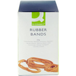 Q-CONNECT Q CONNECT RUBBER BANDS 500G ASSORTED