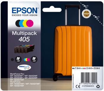 Epson 405 Original Negro, Cian, Magenta, Amarillo 4 pieza(s)