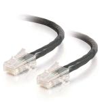 C2G 83315 cable de red 1 m Cat5e U/UTP (UTP) Negro