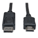 Tripp Lite DisplayPort to HD Cable Adapter (M/M), 3.05 m (10-ft.)