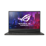 """ASUS ROG GX701GW-DB76 notebook Black 17.3"""" 1920 x 1080 pixels 9th gen Intel® Core™ i7 i7-9750H 16 GB DDR4-SDRAM 1000 GB SSD"""