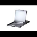 Aten CL5716IM-ATA-2XK06A1G 1U Black KVM switch