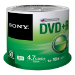 Sony Dvd+r  16x  spindle 50 pcs     supl