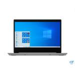 "Lenovo IdeaPad Slim 3i Notebook 35.6 cm (14"") Full HD 10th gen Intel® Core™ i3 4 GB DDR4-SDRAM 128 GB SSD Wi-Fi 6 (802.11ax) Windows 10 Home S Grey, Platinum"