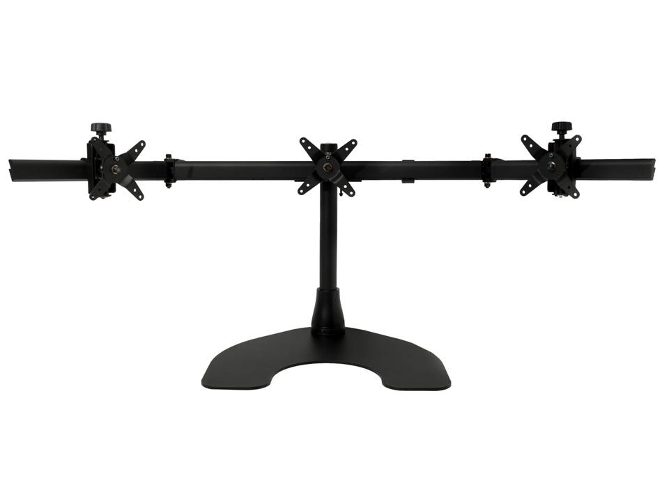 Ergotech Triple Wing LCD Arm Monitor Desk Stand- Up to 11kg