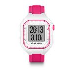 Garmin Forerunner 25 Pink,White sport watch