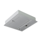 Premier Mounts GB-AVSTOR5 project mount ceiling White