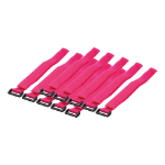 LogiLink KAB0016 Nylon Pink cable tie