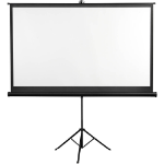 QUARTET PROJECTION TRIPOD SCREEN 16:9 235X132CM