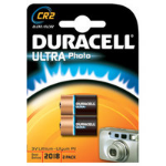 Duracell Ultra Power Lithium Pack of 2 Lithium 3V non-rechargeable battery
