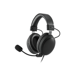 Sharkoon B1 Binaural Head-band Black headset