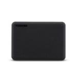 Toshiba Canvio Advance external hard drive 1000 GB Black