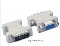 ADDER DVI-I (M) to VGA (F) analogue video adaptor