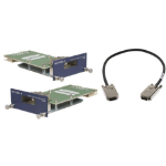 Netgear ProSafe™ 24 Gigabit Stacking Kit 24000Mbit/s netwerkkaart & -adapter