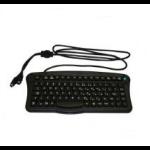 Honeywell VX89156KEYBRD English Black keyboard
