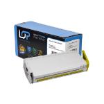 Click, Save & Print Remanufactured Oki 41963005 Yellow Toner Cartridge