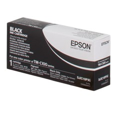 Epson Cartucho SJIC10P(K) negro