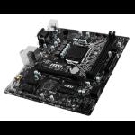 MSI H110M ECO Intel H110 LGA 1151 (Socket H4) Micro ATX motherboard