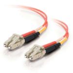 C2G 11106 5m LC LC Orange Fiber Optic Cable
