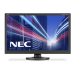 "NEC AccuSync AS242W LED display 61 cm (24"") Full HD Plana Negro"